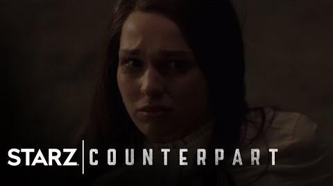 Counterpart Season 1, Episode 2 Preview STARZ