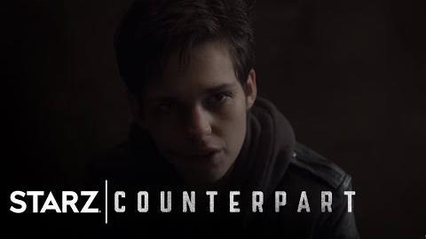 Counterpart Season 1, Episode 3 Preview STARZ