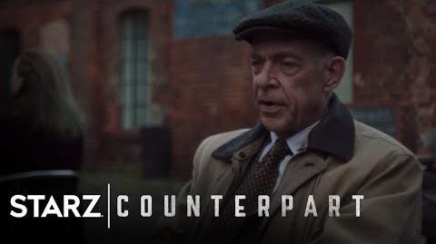 Counterpart Free Premiere Episode STARZ