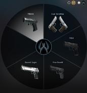 Пистолеты КТ 2