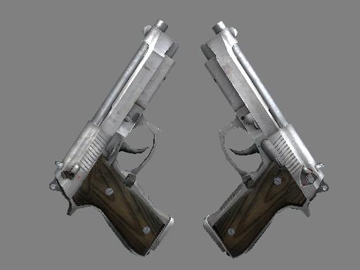 Dual Berettas (CS:GO)