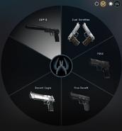 Пистолеты КТ 1