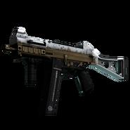 UMP-45-Gold-Bismuth