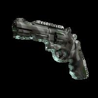 Револьвер R8. Кістяна маска