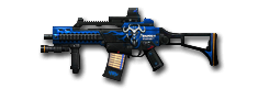 Синяя BALROG-V