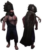 Undertaker host idle