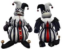 Pierrot idle model