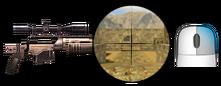 2x снайп. прицел