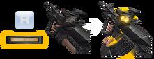 Система перезарядки Crow