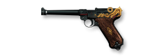 Luger P08 Master Edition