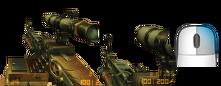 Оптика на M60E4 Maverick
