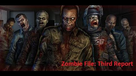 CSN Z Zombie File (3rd report)