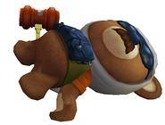 Bearboss death
