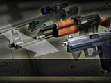 Бой насмерть: Оружие