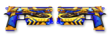 Dual Infinity Final Trans-Gear