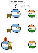 АргентинаиИндия