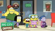 The Endgame For The Greens (Clip) Chipwrecked Big City Greens