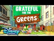 Top Reasons Why We're Grateful for the Greens 🦃 - Compilation - Big City Greens - Disney Channel
