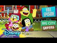 Cricketsitter - Backflip Bill - Full Episode - Big City Greens - Disney Channel Animation