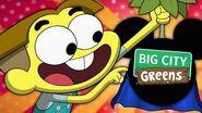 Big City Greens is Disney Channel's REAL Hero