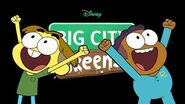 The Greens are Taking Over! Big City Greens Disney Channel