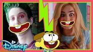 ZOMBIES Trailer x Big City Greens Parody Lip Switch Disney Channel Animation