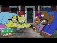 Football Game 🏈 - Big City Greens - Disney Channel