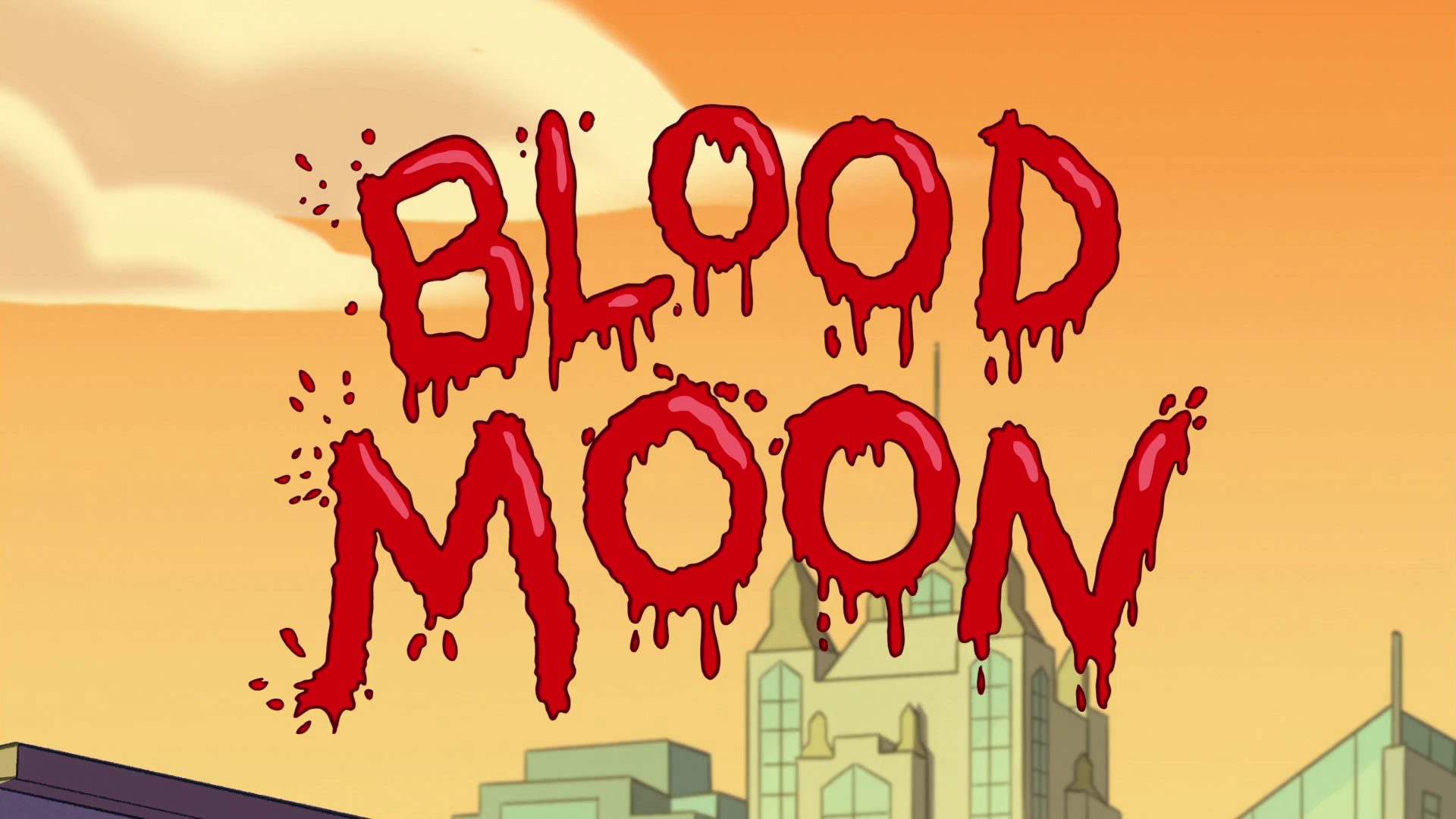 Blood Moon/Credits
