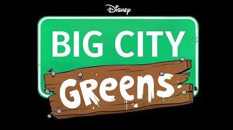 Big City Greens This Season On Comic-Con 2018 Exclusive Disney Channel