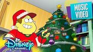 The Best Part of Christmas Music Video 🎄 Big City Greens Disney Channel