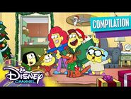 Every Big City Greens Christmas Song ❄️ - Compilation - Big City Greens - Disney Channel Animation