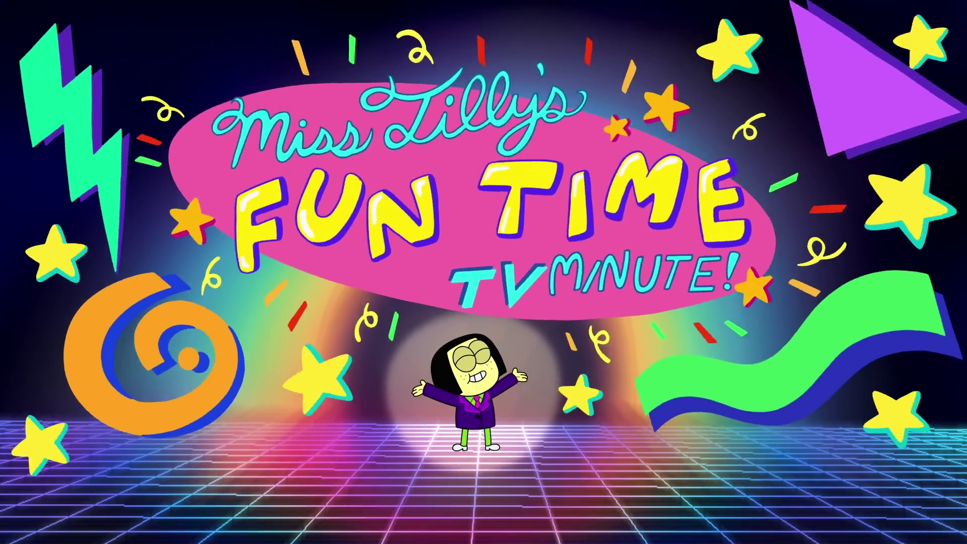 Miss Tilly's Fun Time TV Minute