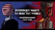 CountryHumans EVERYBODY WANTS TO RULE THE WORLD (Cold War PMV AMV)