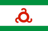 Ingushetia Flag