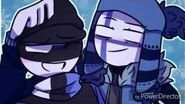 Finland X Estonia Finest(CountryHumans)Song Don't Wanna Know By Maroon 5