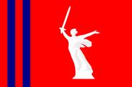 Volgograd Oblast Flag