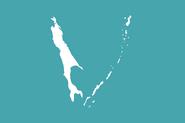 Sakhalin Oblast Flag