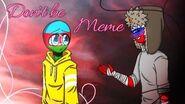 -•Don't Be Meme•- (Countryhumans Azerbaijan and Russia) (FlipaClip)