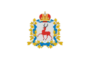 Nizhny Novgorod Oblast Flag
