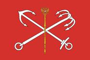 Saint Petersburg Flag