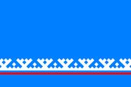 Yamalo-Nenets Autonomous Okrug Flag