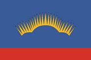 Murmansk Oblast Flag