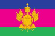 Krasnodar Krai Flag