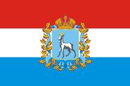 Samara Oblast Flag