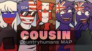 Cousin Countryhumans MAP Complete