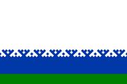 Nenets Autonomous Okrug Flag