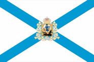Arkhangelsk Oblast Flag