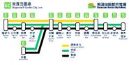 GCL Service Map