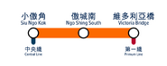 NSAPM route map
