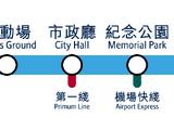南北綫 North South Line